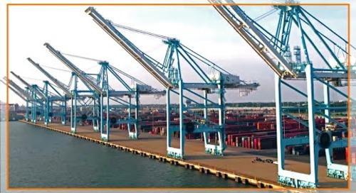 igus® Port and Crane Technology [Port of Virginia]