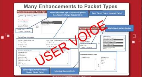 Whats New in v11 Documents Module
