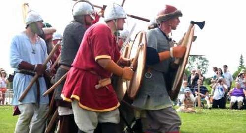 Islendingadagurinn - Icelandic festival in Gimli, Manitoba