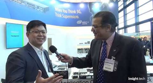 5G and Edge Compute Arrive at embedded world