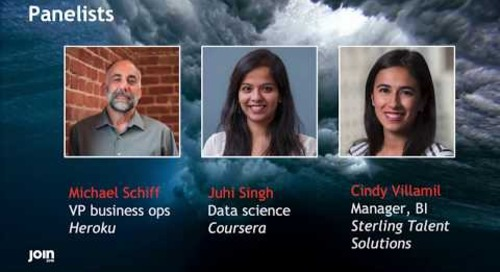 JOIN 2018 - Roundtable: The Value of a Flexible Data Platform