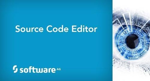 Source Code Editor