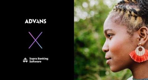 ADVANS choisit Sopra Banking Software