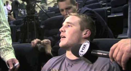 Oct. 15, 2014 — Joe Schmidt discusses Notre Dame's matchup with Florida State