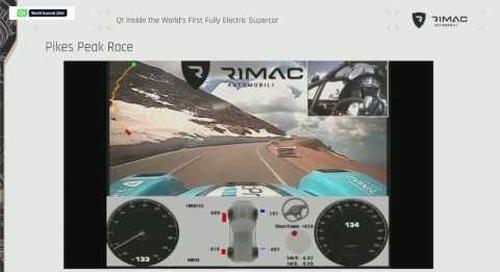 QtWS16- Qt Inside the World's First Fully Electric Supercar, Goran Hacek, Rimac