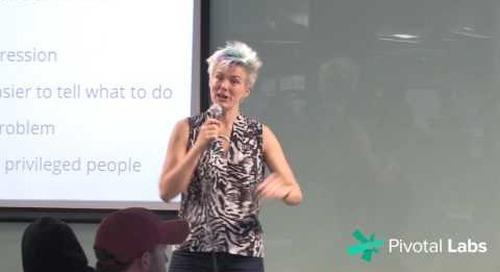 Focus on Allies — Valerie Aurora, Frame Shift Initiative