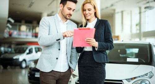 Shifting Paradigm of Automotive Sales