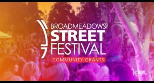 Broadmeadows Street Festival Community Grants 2018
