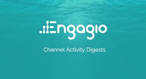 Channel Activity Digests