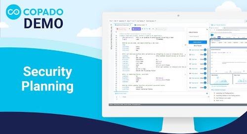 Copado - Security Planning