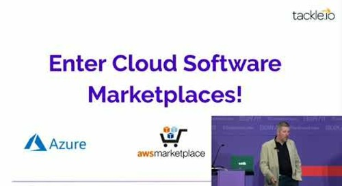 ESCAPE Conference 2019: Public Cloud Provider Marketplace -- Brian Denker, Tackle.io
