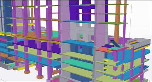 Wanda Vista - 2018 Tekla North American BIM Awards