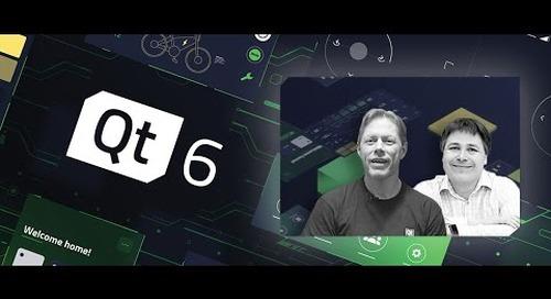 Meet Qt 6 {On-demand webinar}