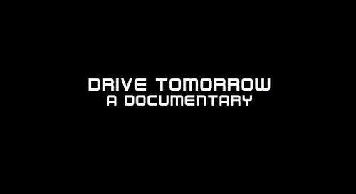 Drive Tomorrow Documentary: TRAILER (Official)