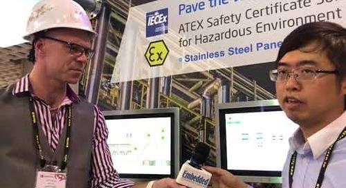Aplex Technology unveil new high performance ATEX approved HMI range at Computex 2018