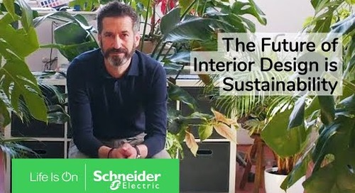 Designing with the Environment in Mind | Schneider Electric