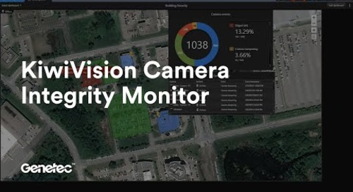 Camera Integrity Monitor