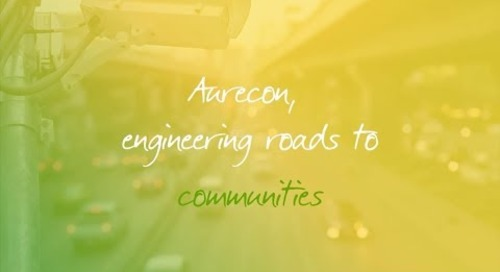 Engineering roads to communities