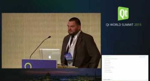 QtWS15- Qt on iOS A to Z, Mike Krus, KDAB