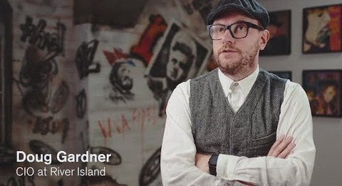 [VIDEO] Claranet's managed network measures up to River Island's demand for digital