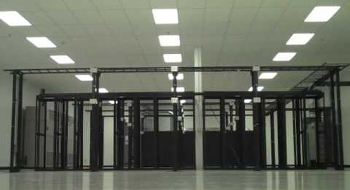 Liquid Web Data Center 3 as of  April 20, 2009