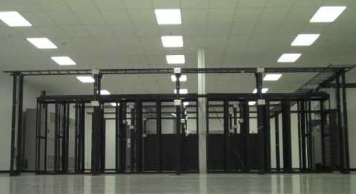 Liquid Web Data Center 3 as of  April 20, 2009