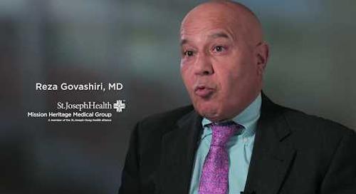 Internal Medicine featuring Reza Govashiri, MD