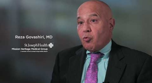 Internal Medicine featuring Reza Govashiri, MD