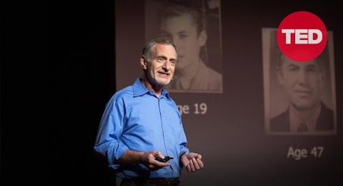 What makes a good life? Lessons from the longest study on happiness   Robert Waldinger