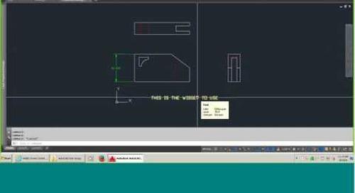 Using AutoCAD CAD Standards Tools