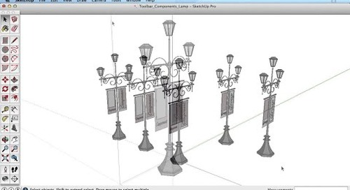SketchUp Training Series: Components