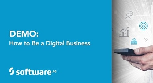Demo: How to Be a Digital Business