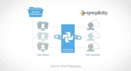 Syncplicity - DataHub for Home Directories and Team Shares