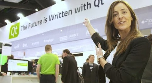 Qt at Embedded World 2018