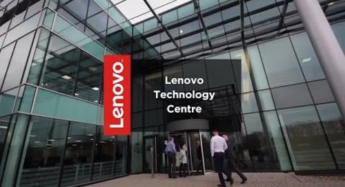 Lenovo Technology Centre - UK