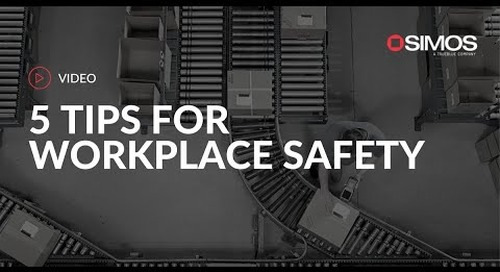 5 tips for workplace safety