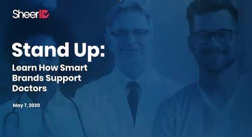 Stand Up: Learn How Smart Brands Support Doctors