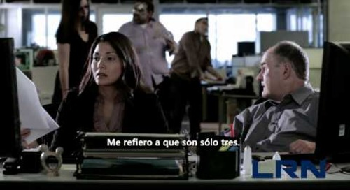LRN 'Raising Concerns' Spanish Subtitled
