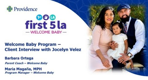 Providence Holy Cross Medical Center Welcome Baby Program