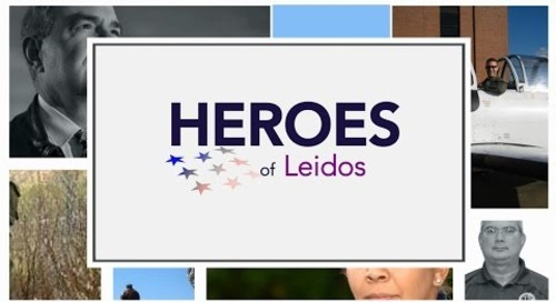 Heroes of Leidos