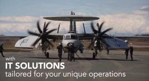 Leidos - Defense Enterprise IT