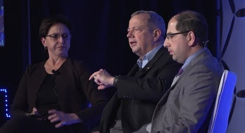 """TM17 - """"AI in Military"""" - Thought Leader Panel"""