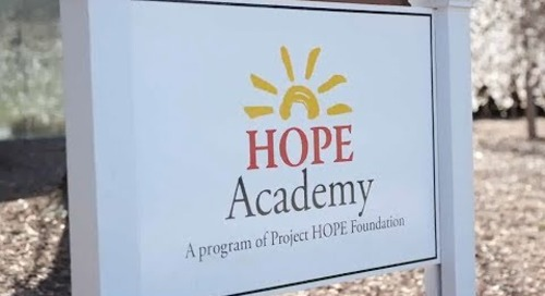 AFL United Way 2018 Campaign Video -  Project Hope Foundation
