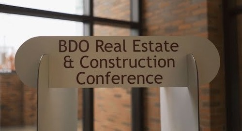 Real Estate and Construction Conference | BDO Canada