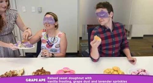 RetailMeNot Blind Taste Tests Voodoo Doughnut