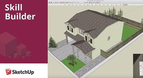 [Skill Builder] SketchUp to SketchUp Viewer on Hololens