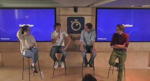 TechLunch Product Management - Elizabeth Sankey, Louis Lecat, Emmanuel Hosanski and Pierre Nicolas
