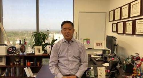 2020 OC/HD Town Hall Invitation from David Kim, MD