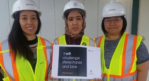 International Women's Day at Stantec 2018