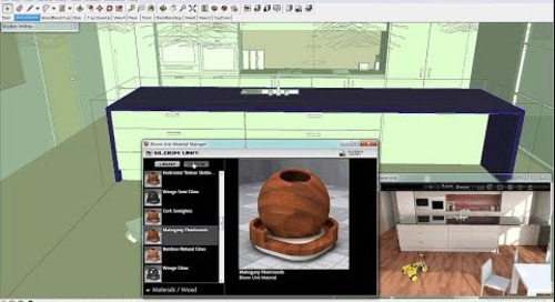 Bloom Unit Overview - Live Cloud Based Rendering for SketchUp